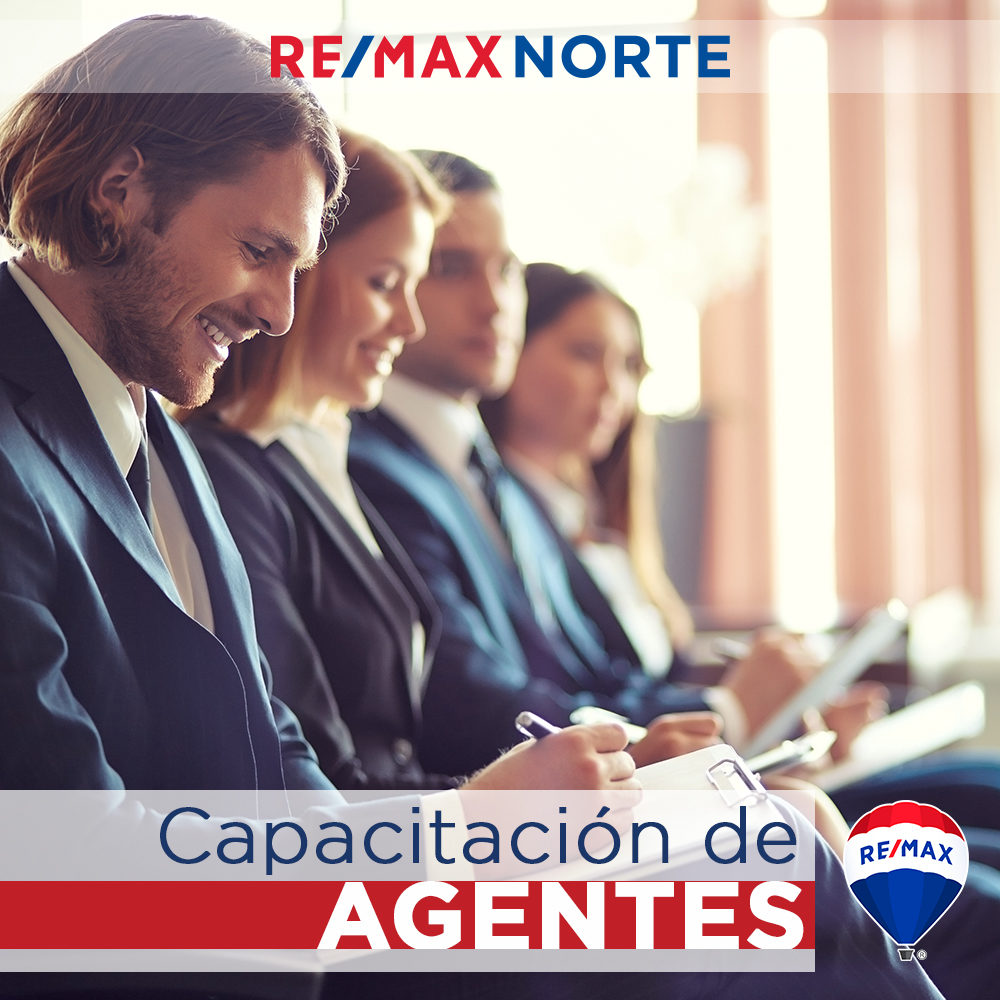 RE/MAX NORTE Capacitación de Agentes
