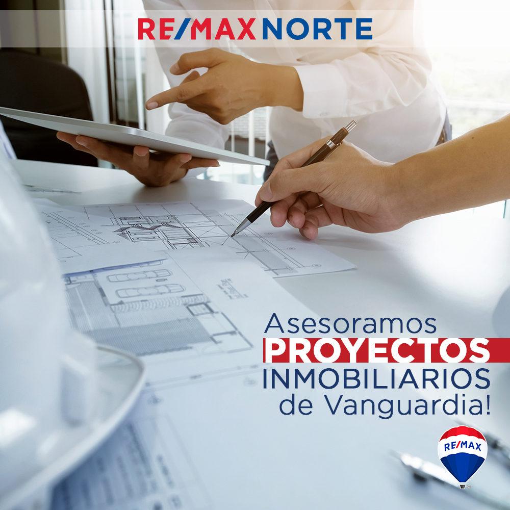 RE/MAX NORTE Asesoría de proyectos