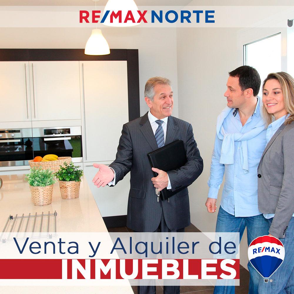 RE/MAX NORTE Venta y alquiler de inmuebles